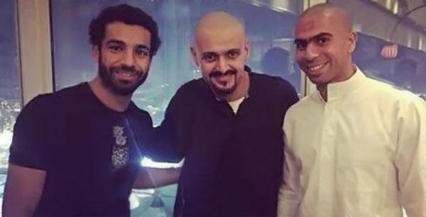 رامز جلال و محمد صلاح