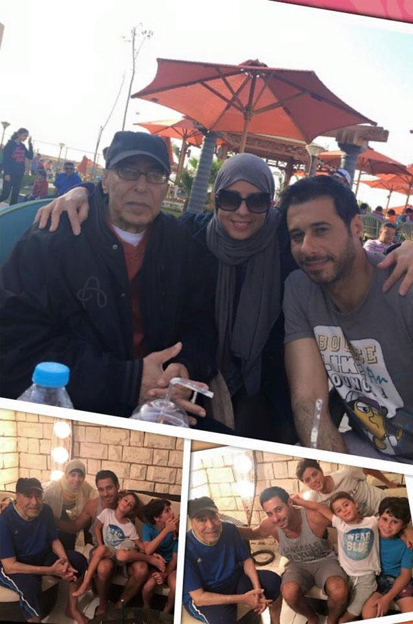 احمد السعدني و صلاح السعدني