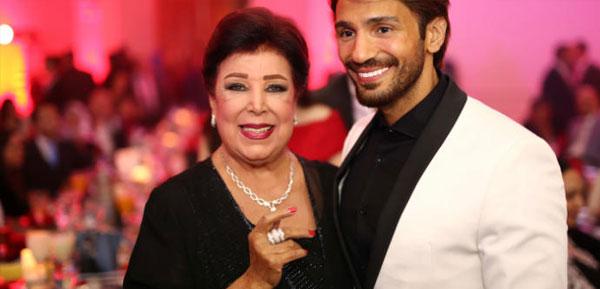 عمرو دياب و لطيفة - احتفالات نصر اكتوبر 2016