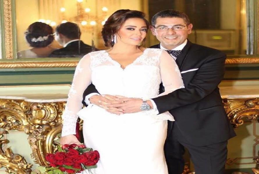 زفاف داليا البحيري