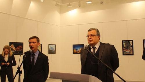 قانل السفير الروسي