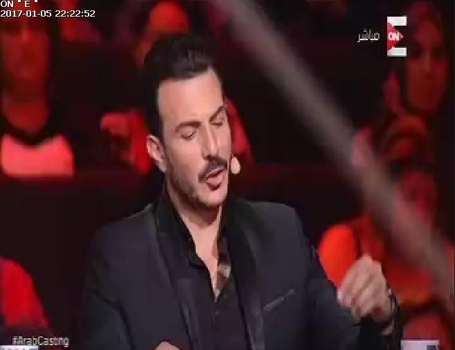 غادة عبدالرازق واراب كاستنج
