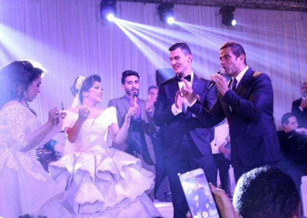تامر حسني و عمرو دياب