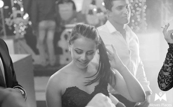 حفل راقص لطلاب ثانوية دولية