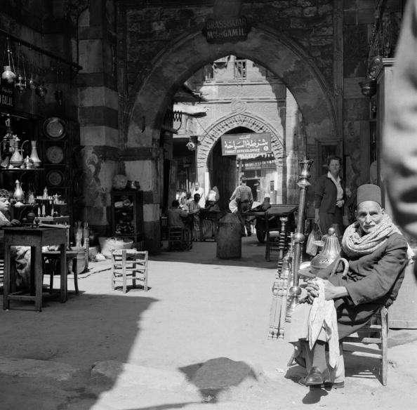 أحد الأسواق القديمة