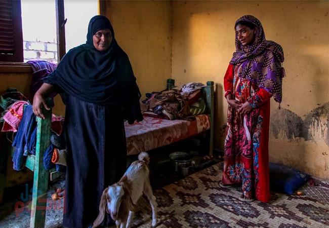 قرية مصرية لا يسمح للرجال دخولها وجميع نسائها عازبات