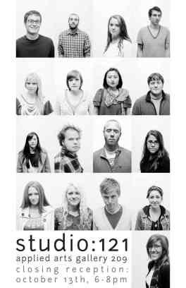 Kollin Konitzer studio 121 show