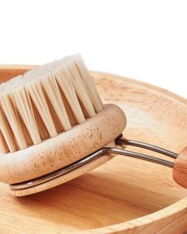 Natural Kitchen Scrub Brush