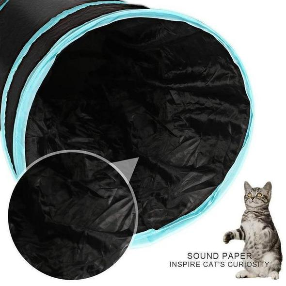 Cat Tunnel Premium X-Shaped / T-Shaped / 5-Way Tunnels