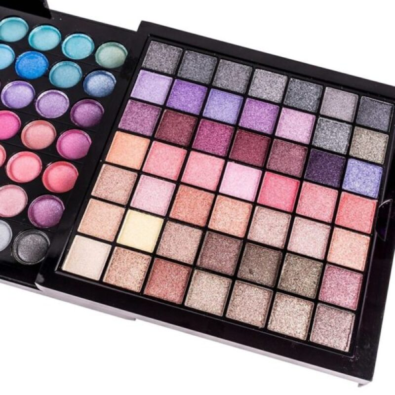 All In One Harmony Makeup Kit – Ultimate Color Combination – New Edition