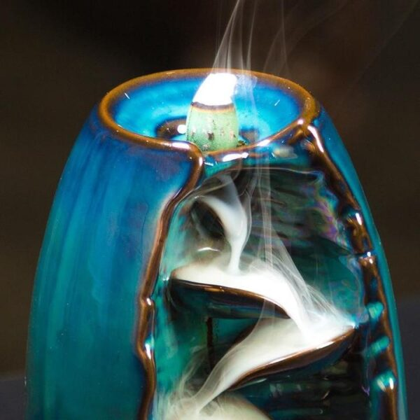 Backflow Incense Fountain