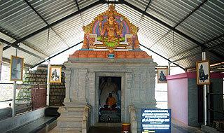 Sadguru Nithyananda Ashram Kollur