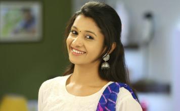 Actress Priya Bhavani Shankar Photoshoot Stills