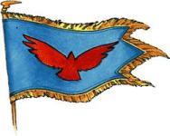 Flaga Mayene