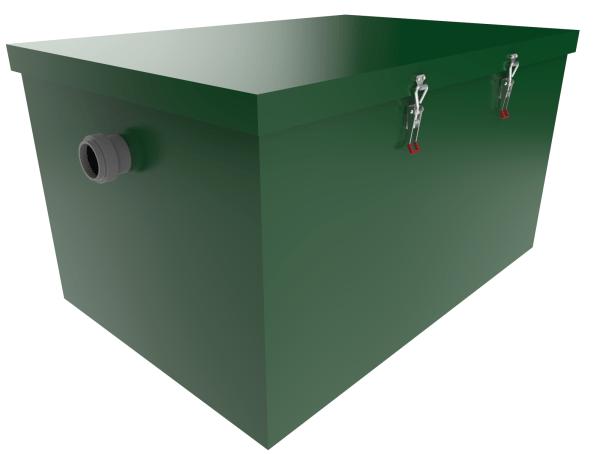 Жироуловитель TUK 1,5-100