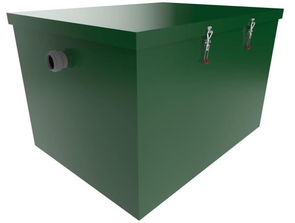 Жироуловитель TUK 2,0-175