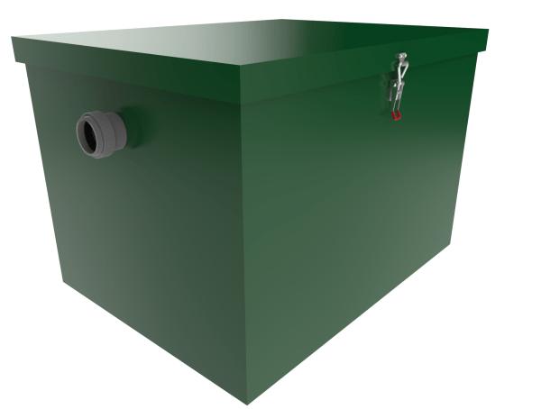 Жироуловитель TUK 1,0-70