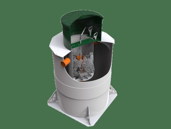 Септики Zörde Bioreactor