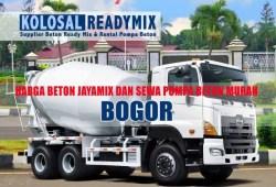 Harga Beton Cor Jayamix Bogor Per M3 Terbaru 2020