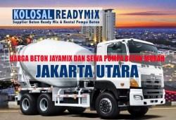 Harga Beton Cor Jayamix Jakarta Utara Per M3 Terbaru 2020
