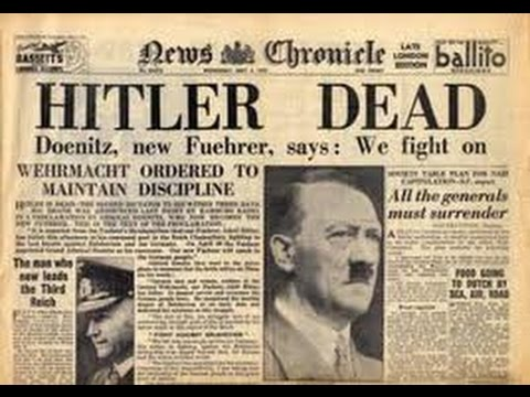 И Хитлер Почетно, како и Хунтата во Македонија, бил Подржан од Тогашните Глобалисти! Исто и ќе Завршат!