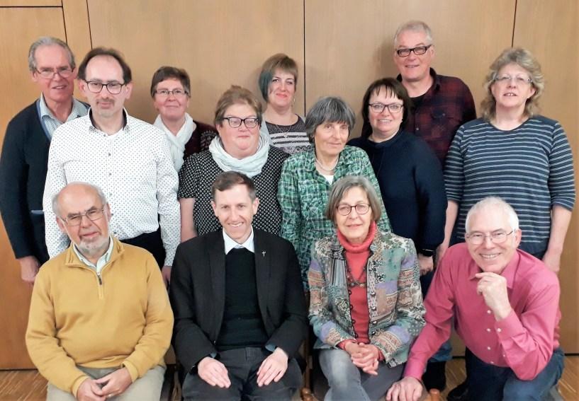 Kolping-Vorstand 2019