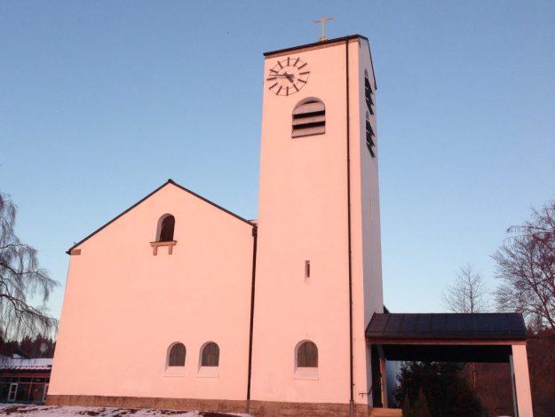 Pfarrkirche Herz Jesu Höhenrain