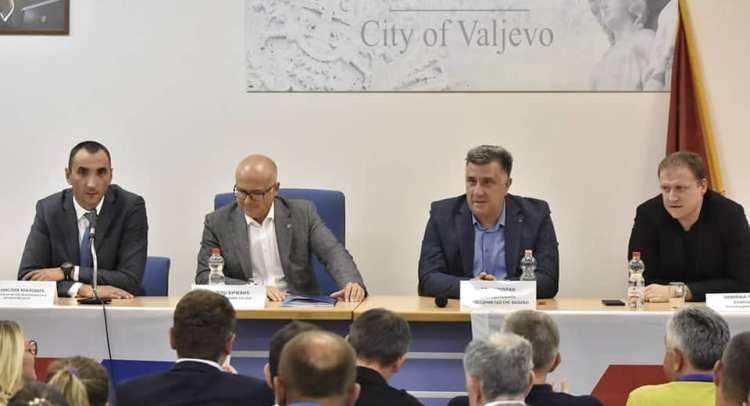 Sednica GrO SNS Valjevo