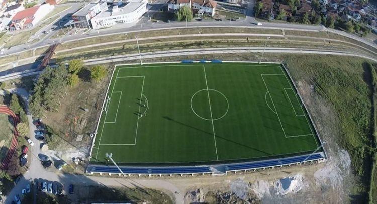 fudbalski teren zoze muronjo ub