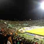 El estadio Fußball Medellin