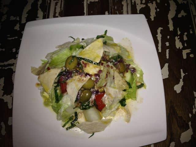 Salat Fattush