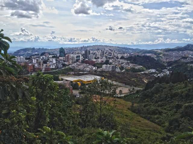 Aussichtspunkt Manizales