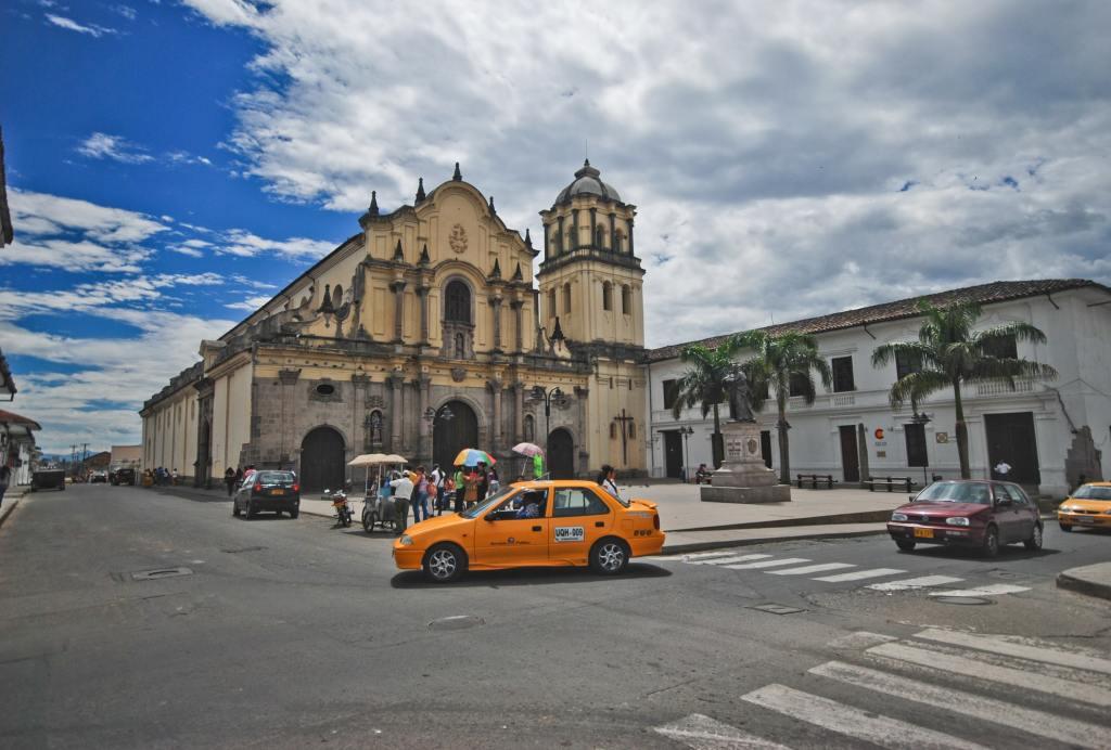 Popayán – Die Weiße Stadt