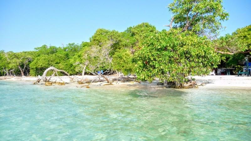 Isla Mucura Cartagena