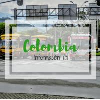 Colombia informacion de viaje util