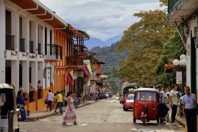 Jardin - Kolumbien Abseits des Massentourismus