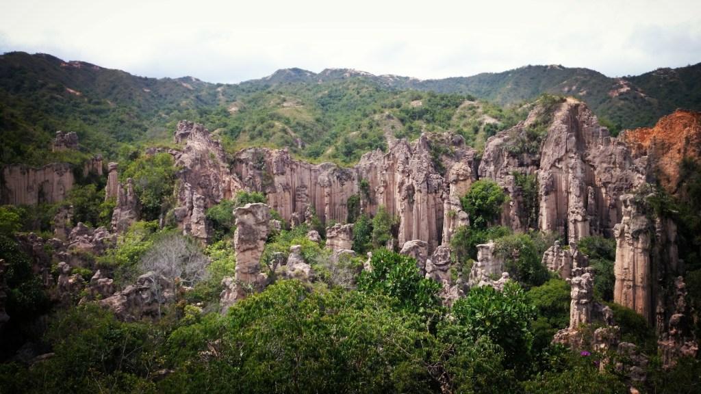 Playa de Belén – Impresionantes formaciones rocosas en el norte de Colombia