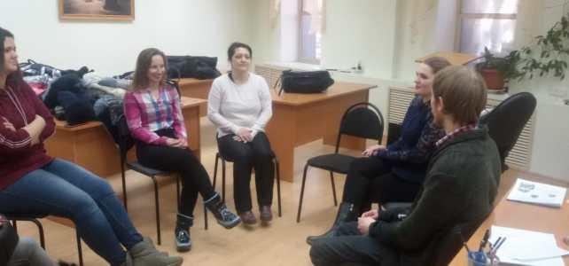 Встреча психолога с подопечными АНО «Колыма – За Жизнь»