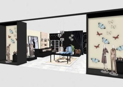 3D Luxury Concept
