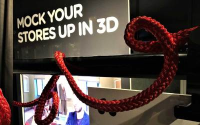 Den röda tråden -Storyn för att lyfta fram erbjudande och arbetsprocess