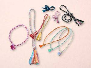 Accessory cords making