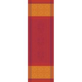 ガルニエ・ティエボー パレルモ ブラッドオレンジ テーブルランナー