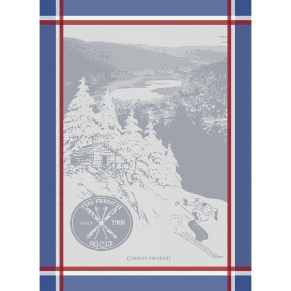 フレンチスキークラブ ガルニエ・ティエボー キッチンタオル