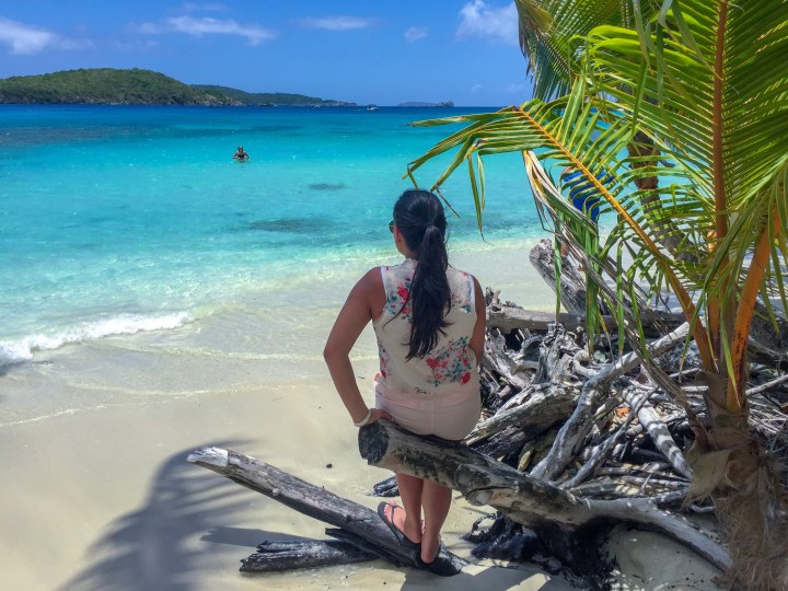 Honeymooning in the U.S. Virgin Islands