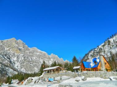 Valbona Valley in Winter (19)