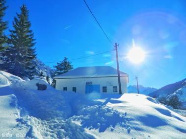 Valbona Valley in Winter (4)