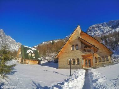 Valbona Valley in Winter (5)