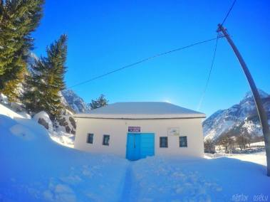 Valbona Valley in Winter (7)