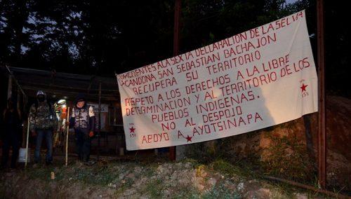 MANTA BACHAJÓN RECUPERA SU TERRITORIO