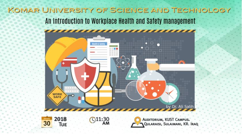 An Introduction to Workplace Health and Safety management Seminar